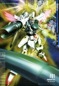 Mobile Suit Gundam F91 พากษ์ไทย จบ